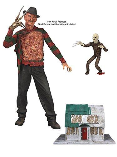 フレディ・クルーガー 「エルム街の悪夢3 惨劇の館」 アルティメット 7インチ アクションフィギュアの商品画像