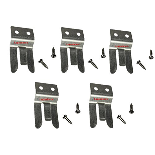 Radio Microphone Holder Clips, Lsgoodcare Mobile Car, used for sale  Delivered anywhere in USA