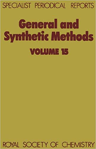General and Synthetic Methods: Volume 15: A Review of Chemical Literature: Vol 15 (Specialist Periodical Reports)