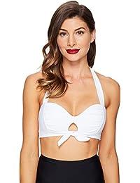 Women's Mrs. West Halter Bikini Top