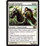 Magic: the Gathering - Knight Exemplar - Magic 2011