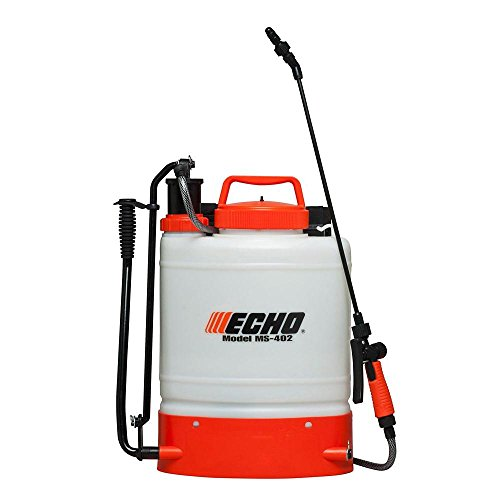 (ECHO MS-402 Internal Piston-Pump Backpack Sprayer 4 Gallon)