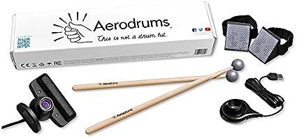 Aero Drums – Le Batterie Virtuelle E – DRUM: