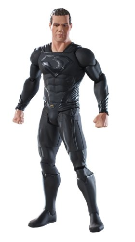 Zod Man Of Steel Costume (Superman Man of Steel Movie Masters General Zod Action Figure)
