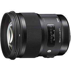 RetinaPix Sigma 50mm F1.4 DG HSM Art Lens for Nikon Cameras