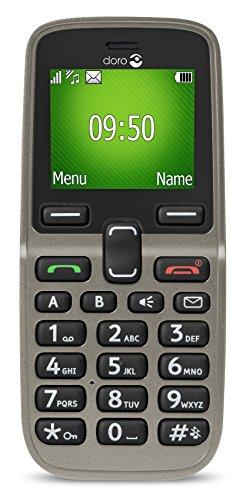 Doro 5030 GSM Mobiltelefon champagner