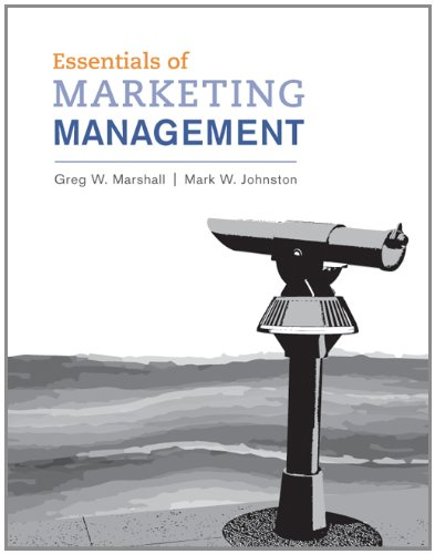Combo: Loose Leaf Essentials of Marketing Management + Connect Access Card