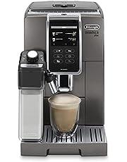 De'Longhi 370.95T Kaffemaskin, 1450 W, 230 V, Silver