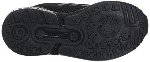 Niños Flux Adidas J core Black Unisex Zapatillas 0 Black Negro core Zx qwq7xR5X