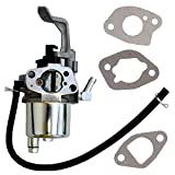 FitBest Carburetor for LCT 03021 03022 208cc GEN I Snow Blower Thrower Winter Generator Carb