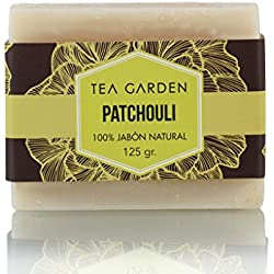 Tea Garden Patchouli 100% Jabon Natural 125 GR
