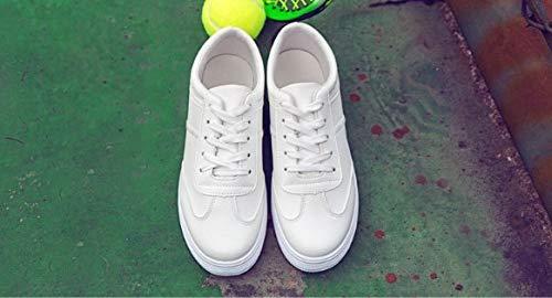 Corsa Rosa Scarpe Casual A Con Bianche Donna Leggere Sneakers Ysfu All'aperto Da Sneaker Piattaforma ZPqHI