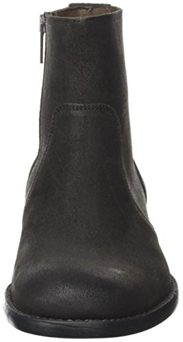 Boots scuro High Ikks Classic marrone Boots Men Brown 75xwzFq