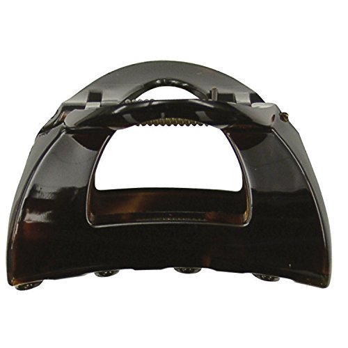 DCNL Open Round 2 1/4 Inch Tortoise Hair Clip for $<!--$5.79-->