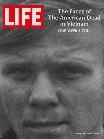 LIFE Magazine June 27, 1969