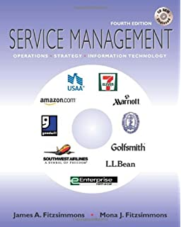 Mp service management with service model software access card the service management operations strategy and information technology fandeluxe Choice Image