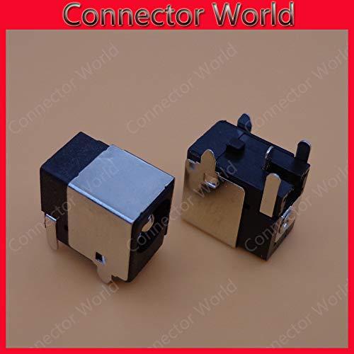 Compaq Evo N110 Part - Gimax 10-100pcs/lot Laptop Power DC Jack for Compaq Evo N110 N150 N180 N200 N400C N410C N600c N610C N620c N800 N800C N800V N800W 2.5mm - (Color: 100pcs)