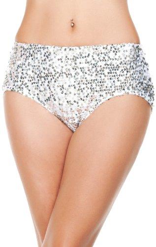 f6bae6592c Amazon.com  Starline Women s Sequin High Waist Shorts  Clothing