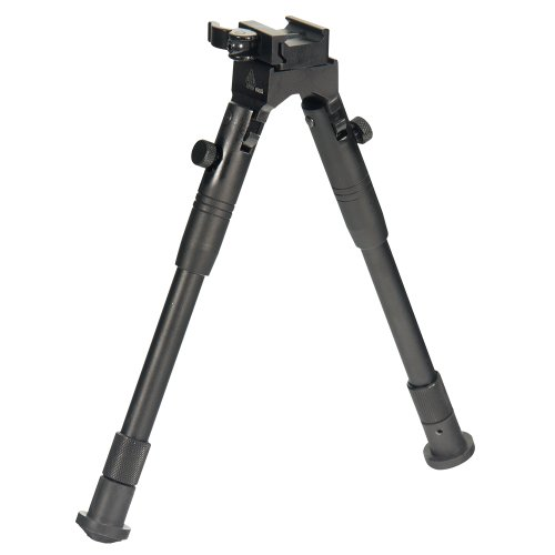 Clamp Mid Adjustable Mount (UTG New Gen Hi Pro Shooters Bipod, Quick Detach, 8.7