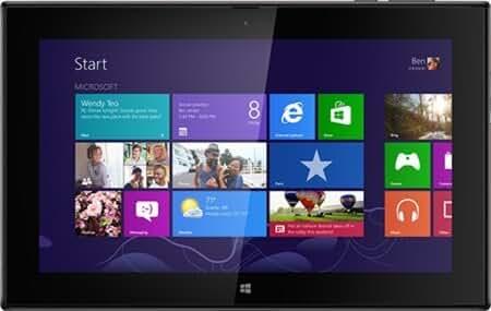 Nokia Lumia 2520 Quad Core Ultra Thin 0.35-in Full HD 1920x1080 4G LTE Tablet, Black (Verizon Wireless No Contract) 2GB 32GB