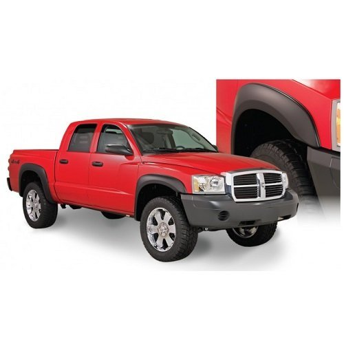 Bushwacker 51908-02 Extend-A-Fender Flares 05-11 Dodge Dakota Set