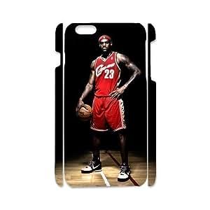 WXSTAR Fashion James LeBron Custom Case for iPhone6 4.7