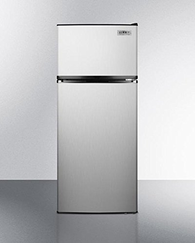 Summit FF1159SS Refrigerator, Stainless Steel by Summit (Image #2)