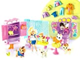 Polly Pocket Totally Trendy Pets Paw Spa Playset