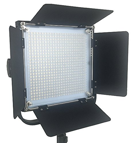 Fancierstudio 576 LED Light Panel LED Video Light Photography Light Video LED Light Panel By Fancierstudio Fan576 by Fancierstudio
