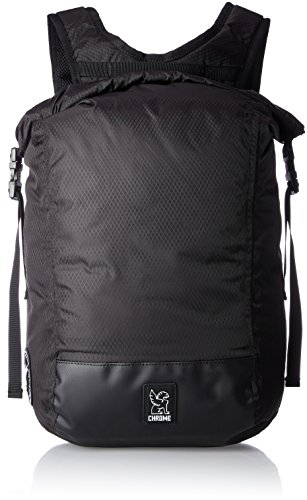 Chrome Cardiel ORP Backpack Ultralight Water-Resistant 25 Liter Black