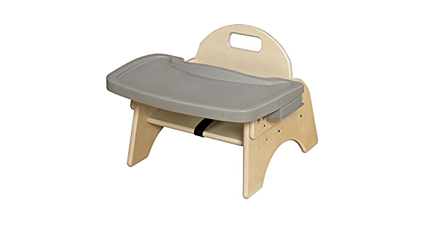 Wood Designs Stackable Woodie Kids Chair 11 High Seat