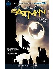 Batman Vol. 6 Graveyard Shift (The New 52)