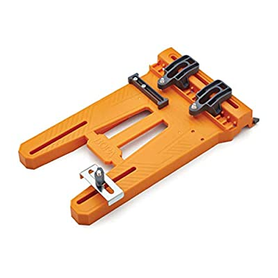Bora 544006 WTX Saw Plate - The Easy To Use Saw Sled/Circular Saw Guide That ensures Straight, Precise Cuts. Easily Rip Plywood or Other Sheet Material To Your Exact Specifications & Measurements