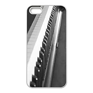 piano Phone Case for iPhone 5S Case