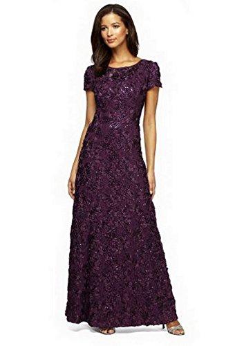 long a line dress - 8