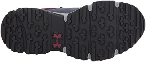 Under Armour Womens Post Canyon Mid Waterproof Apollo Gray/Overcast Gray/Black Currant kcEHa