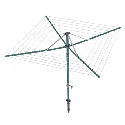61a26922e42f Image Unavailable. Image not available for. Colour  Hills Rotary 6 Premium  Hoist Washing Clothes Line ...