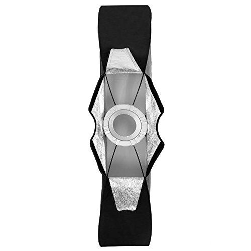 Godox 35x160cm 14x63 Beehive Honeycomb Grid Strip Softbox Bowens Mount for Studio Flash 2pcs