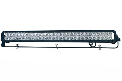 Infrared LED Light Bar on Trunnion Mount - 3 Watt LEDs - 9-42VDC - 1400'Lx220'W Spot Beam