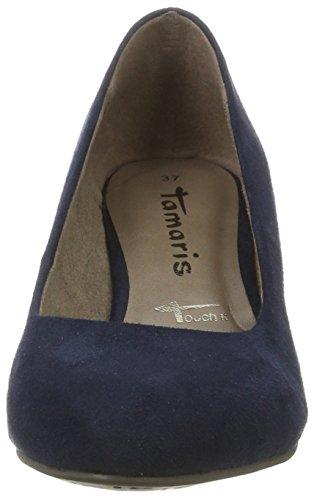 Tamaris 22478, Zapatos de Tacón para Mujer Azul (OCEAN 803)