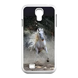 Chinese Running horse Customized Phone Case for SamSung Galaxy S4 I9500,diy Chinese Running horse Case