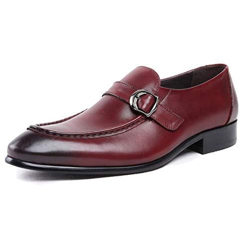 Zapatos Piezas Pies Cuero Trabajo De Vestir Hombres Boda