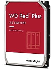 """$241 » Western Digital 10TB WD Red Plus NAS Internal Hard Drive - 5400 RPM Class, SATA 6 Gb/s, CMR, 256 MB Cache, 3.5"""" - WD101EFAX"""