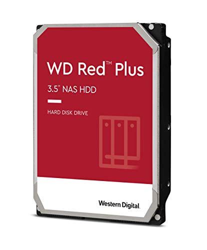 "Western Digital Red WD30EFAX Disco duro 3.5"" para dispositivos NAS 5400 RPM Class 3TB, SATA 6 Gb/s, CMR, 64MB Cache, Rojo"