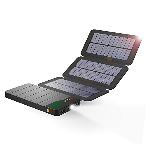 Small Solar Phone Charger - 2