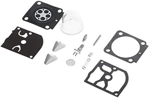Kit Carburateur Membrane Joint pour STIHL HS45 FS55 FS38 BG45 MM55 ZAMA RB-100