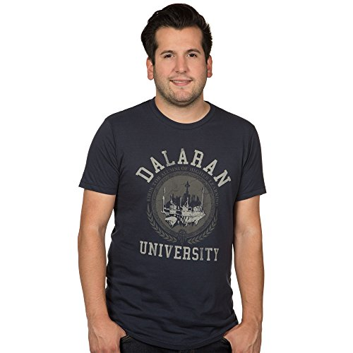 World of Warcraft Men's Dalaran University Premium T-Shirt