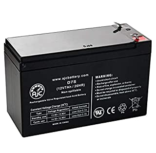 BE450G Compatible Replacement Battery for APC BackUPS 450VA BE450G by UPSBatteryCenter