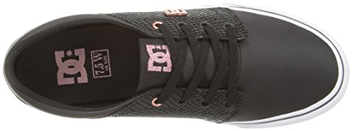 Black Frauen Schuhe DC Black Skate Trase SE Sd4qYFw