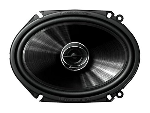 "Pioneer TS-G6845R 6""x8"" G-Series 2-Way Speaker with 250W Max Power"